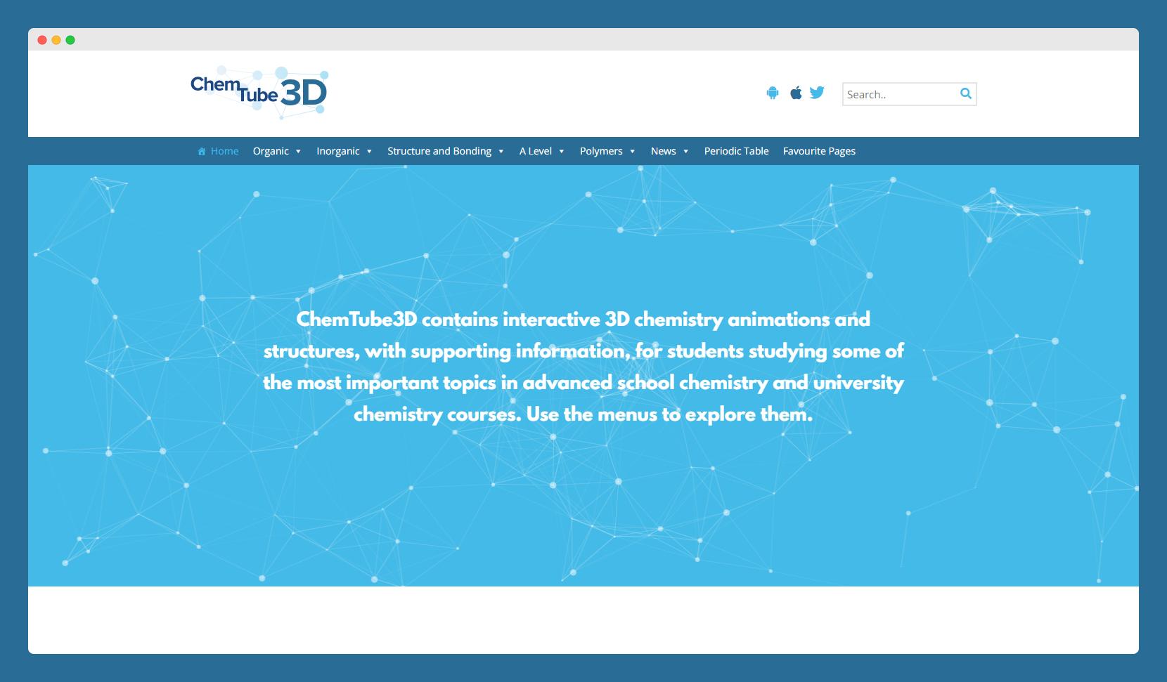 ChemTube 3D